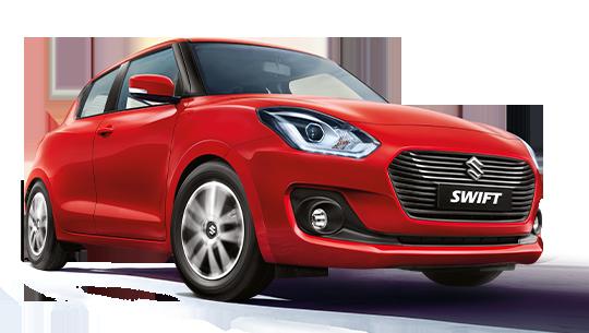 Maruti Suzuki Swift Car price start at ₹ 5.14 Lakh and