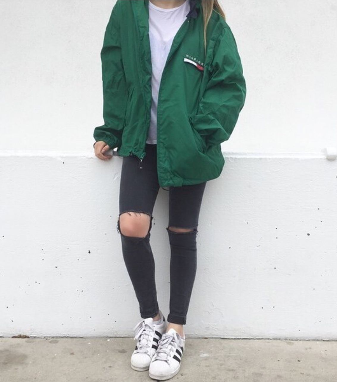 Vintage Windbreaker Cute Outfits Fall Fashion Coats Clothes