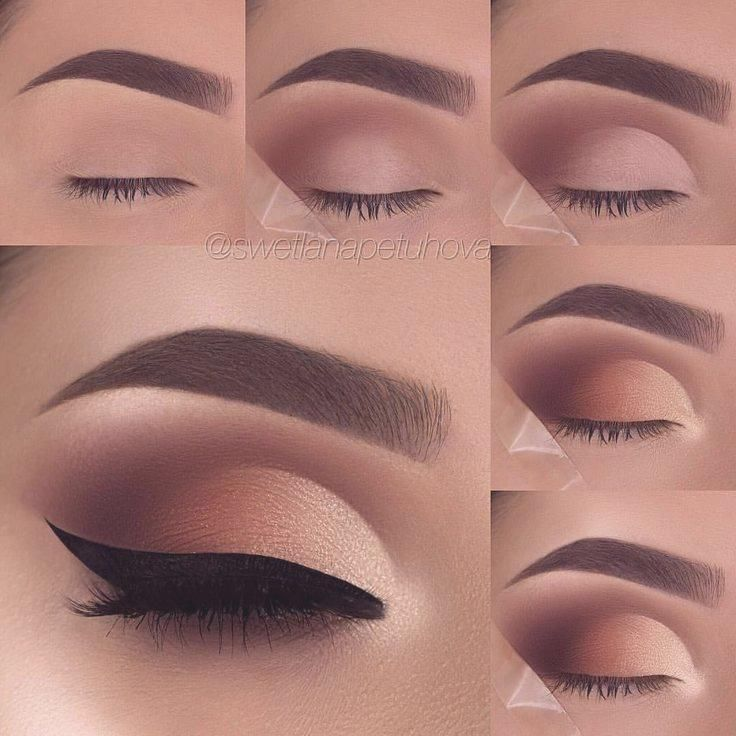26 Einfache Schritt für Schritt Anleitung zum Schminken für Anfänger #Augen …. – Simple eye makeup