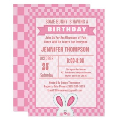 kids birthday invitation ideas
