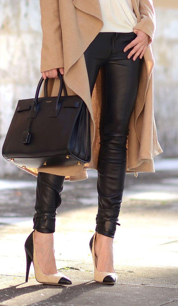 Black + Tan   DAY  **+