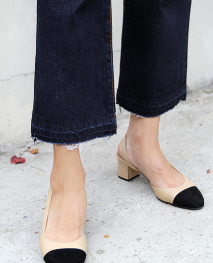 fashiion-gone-rouge | Chanel shoes