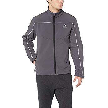 Reebok Mens Softshell Active Jacket