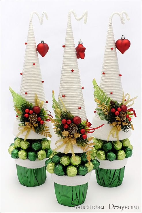 Galleryru / Фото #86 - Новый год - rezunova Новый год Pinterest