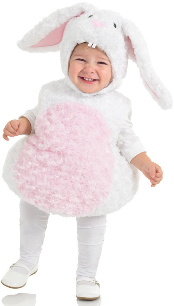 Rabbit Toddler Child Costume