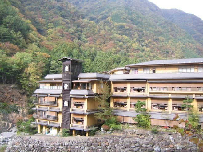 Nishiyama Onsen Keiunkan Oldest Hotel In The World Hotel