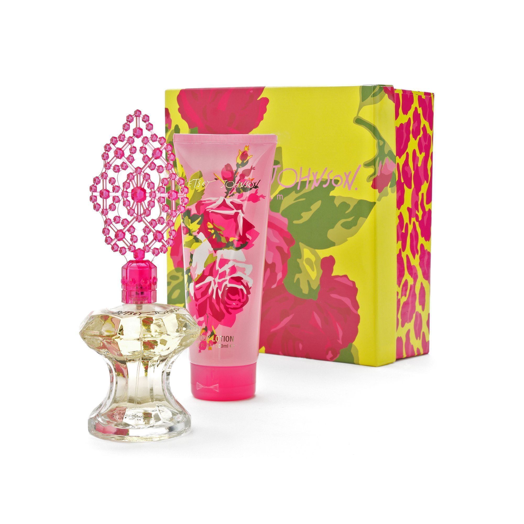 Betsey Johnson Women's Perfume Gift Set Betsey johnson