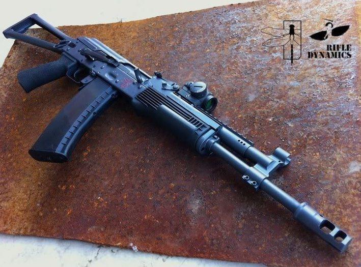 Rifle Dynamics / Haley Strategic Partners 74 (#1)  This
