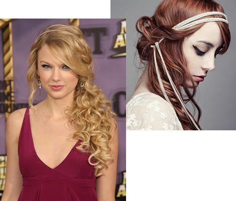 coiffure cheveux long boheme - Recherche Google | Coiffure ...