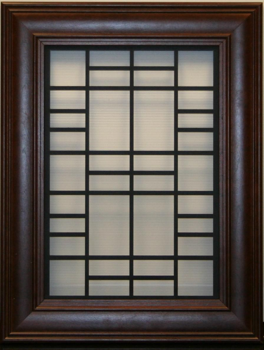 Custom Decorative Door Window And Cabinet Inserts Vent Covers Unlimited Window Grill Design Home Window Grill Design Balcony Grill Design