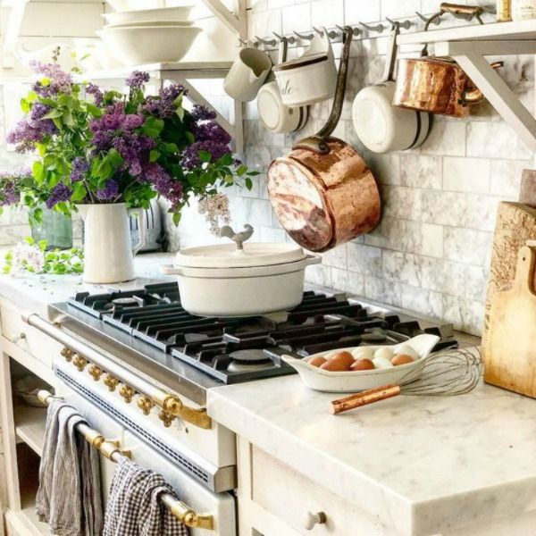 Photo of 13 Ideas to Keep a White Kitchen From Feeling Too Cold – Hello Lovely