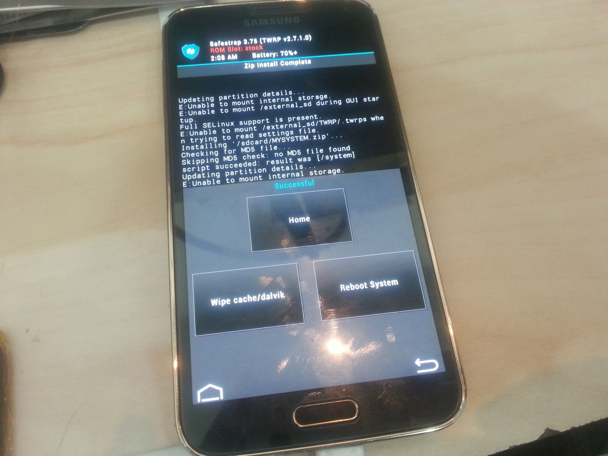 Arabic Firmware Update For Samsung Galaxy S5 G900a At T With