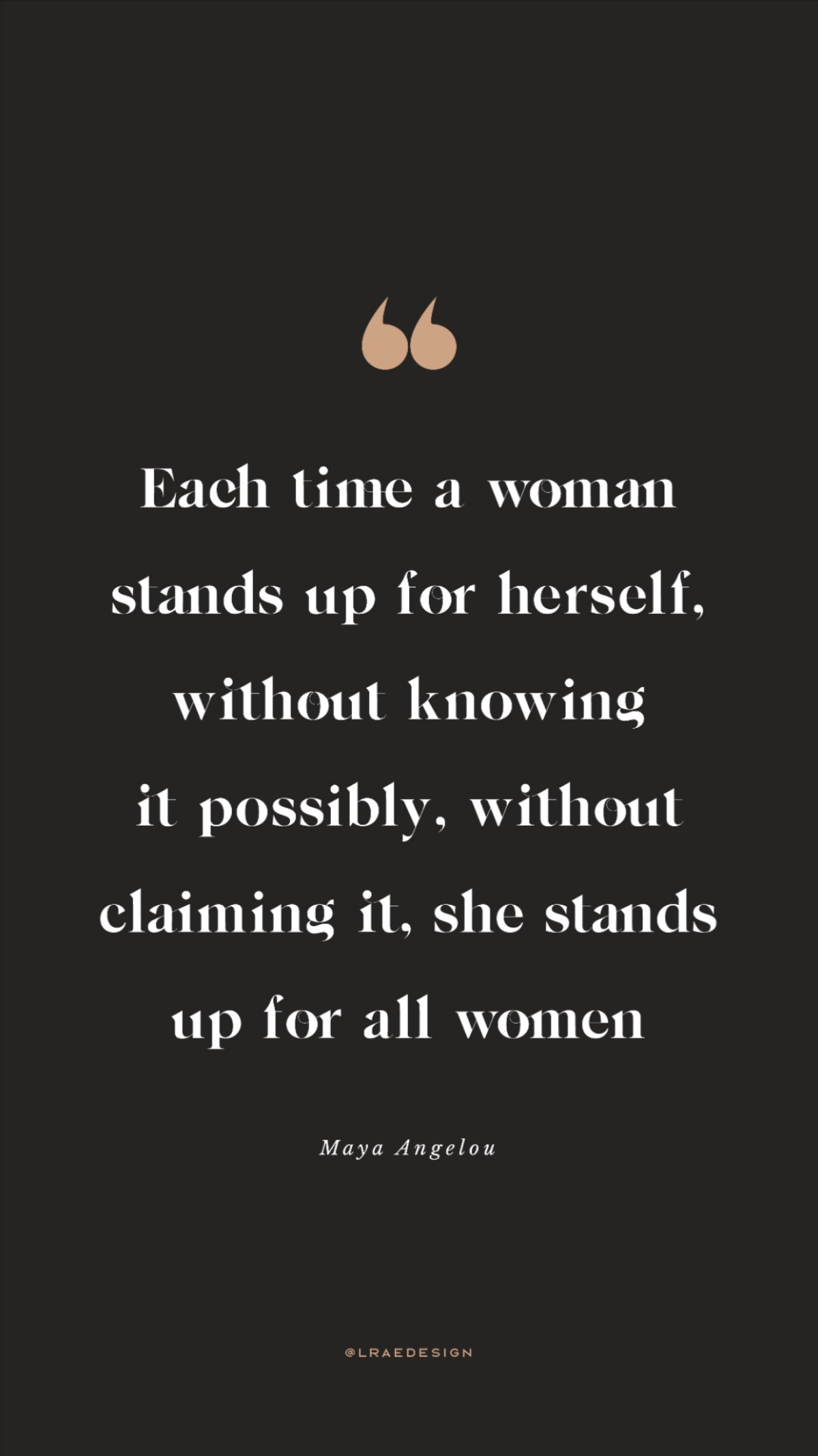 5 Inspirational Quotes to Celebrate International Women's Day