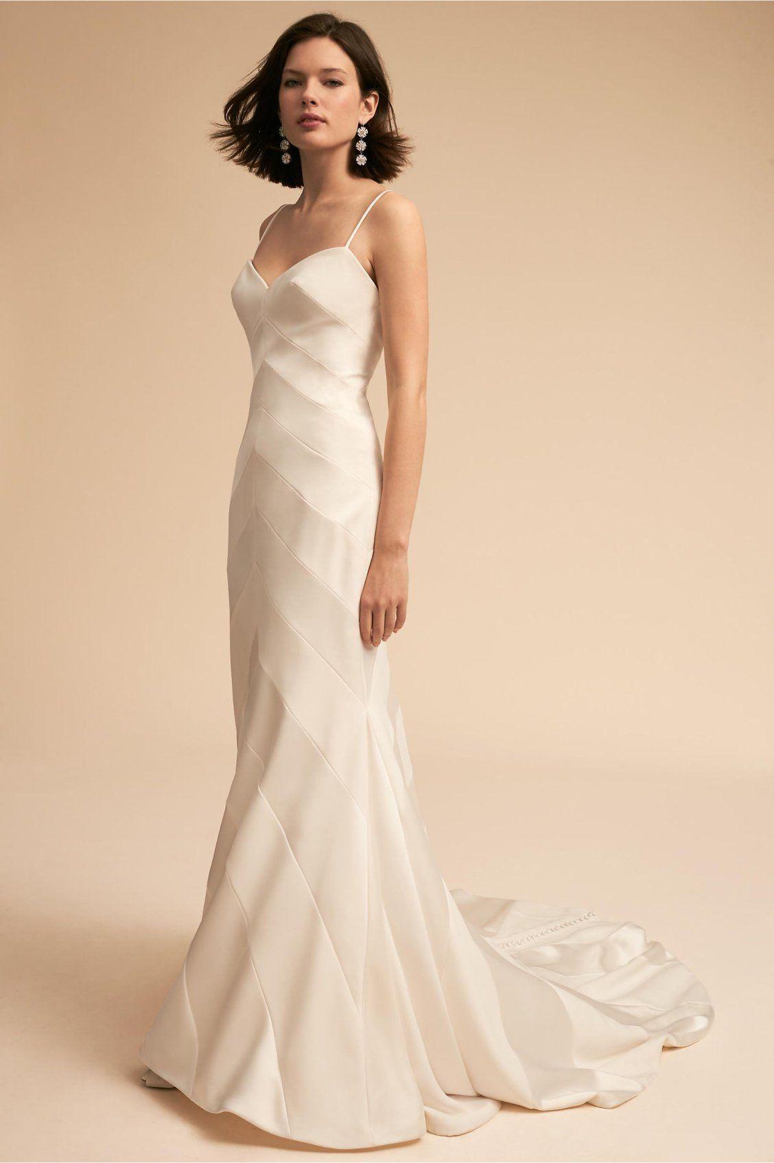 ab138e44ef Emblem Gown in 2019   The Modern Bride   Wedding dresses, Wedding ...
