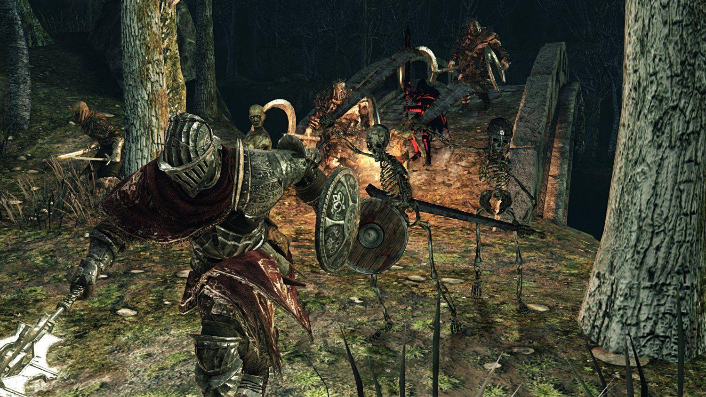 New Games DARK SOULS II SCHOLAR OF THE FIRST SIN Dark