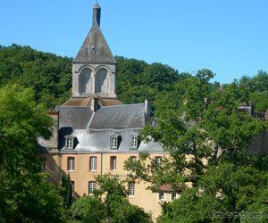 Clocher - Gargilesse-Dampierre,France.
