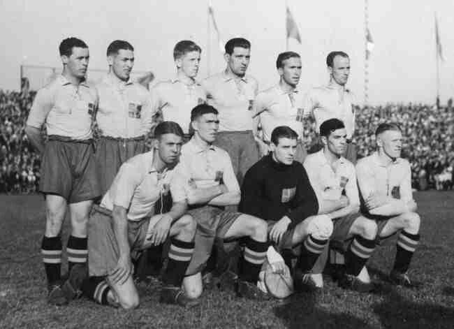 Image result for Sweden 8-0 Cuba - 1938
