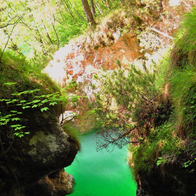Lago di Barcis by Lisa Cavalli
