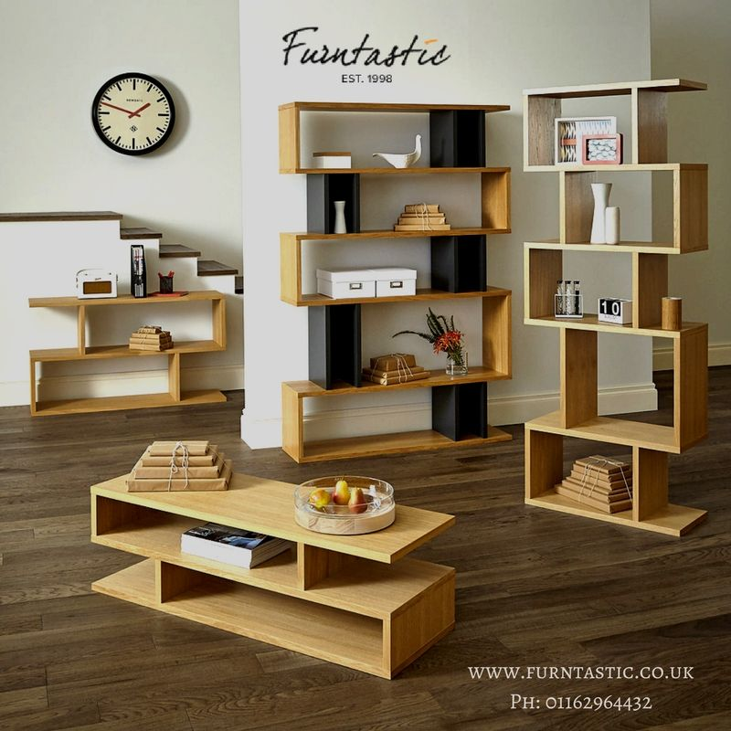 Content by Terence Conran Balance Oak Storage Tall ...
