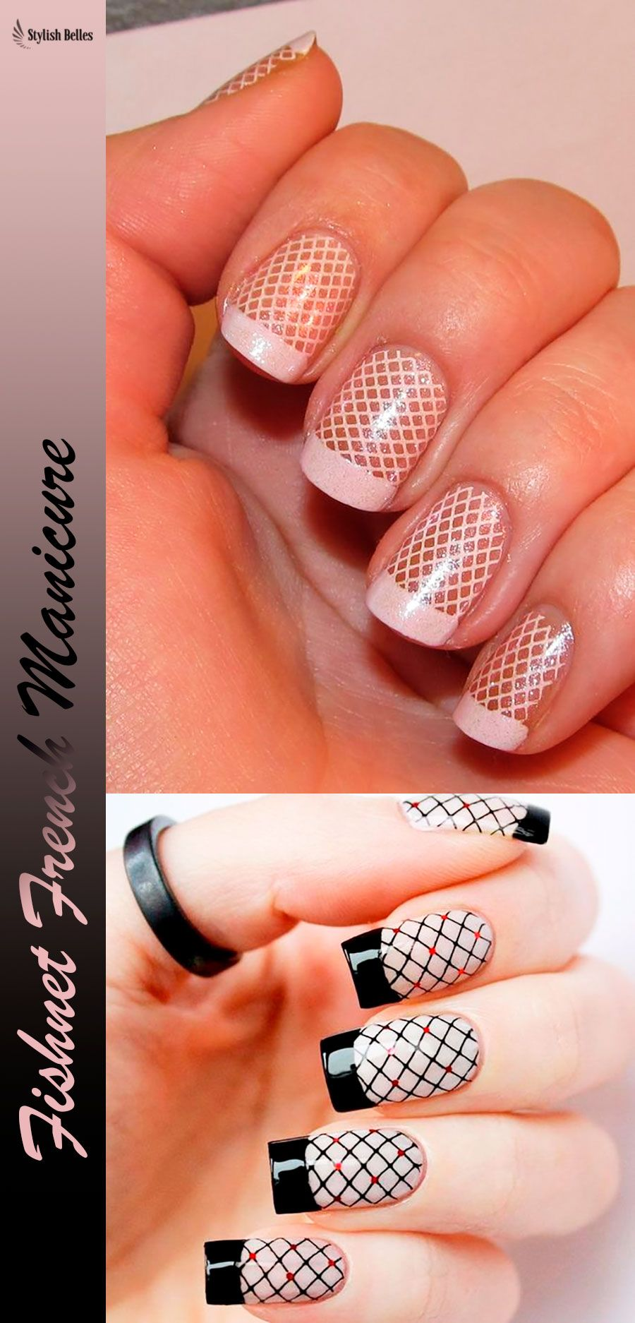 French Fussnägel Bilder 9 Stunning Modern French Manicure Ideas Nägel Nail Arts Nail