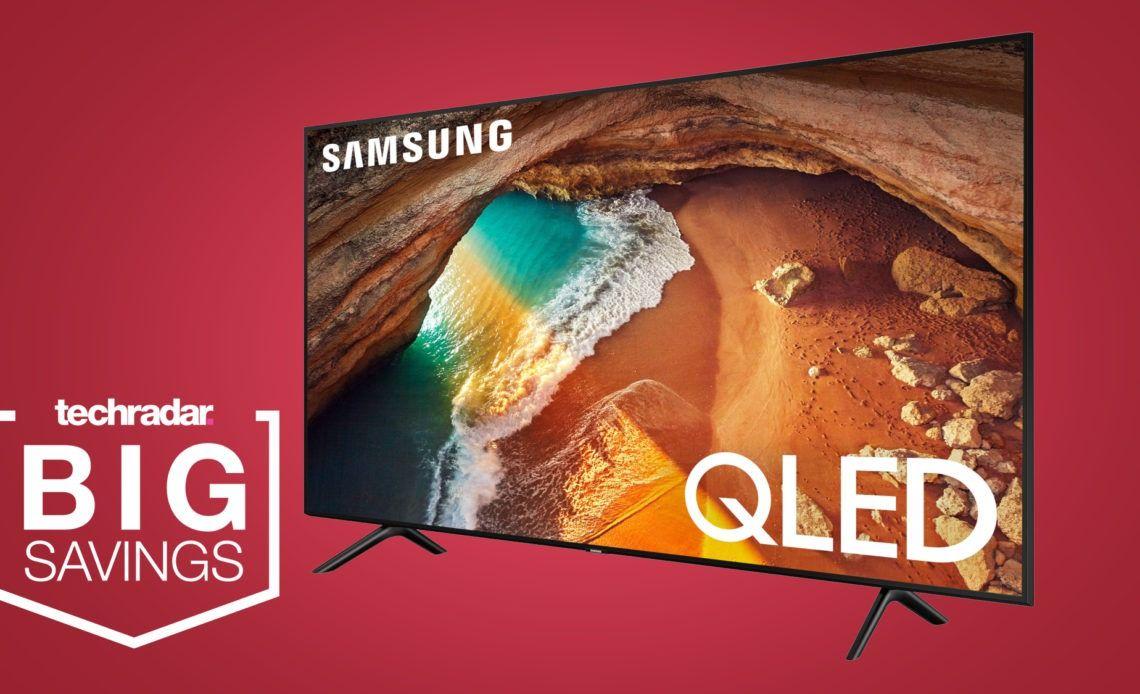 Samsungs 65 Inch Q60 Qled 4k Tv Dips Below 999 For Black Friday With Images Samsung Tvs Tv Sales 4k Tv