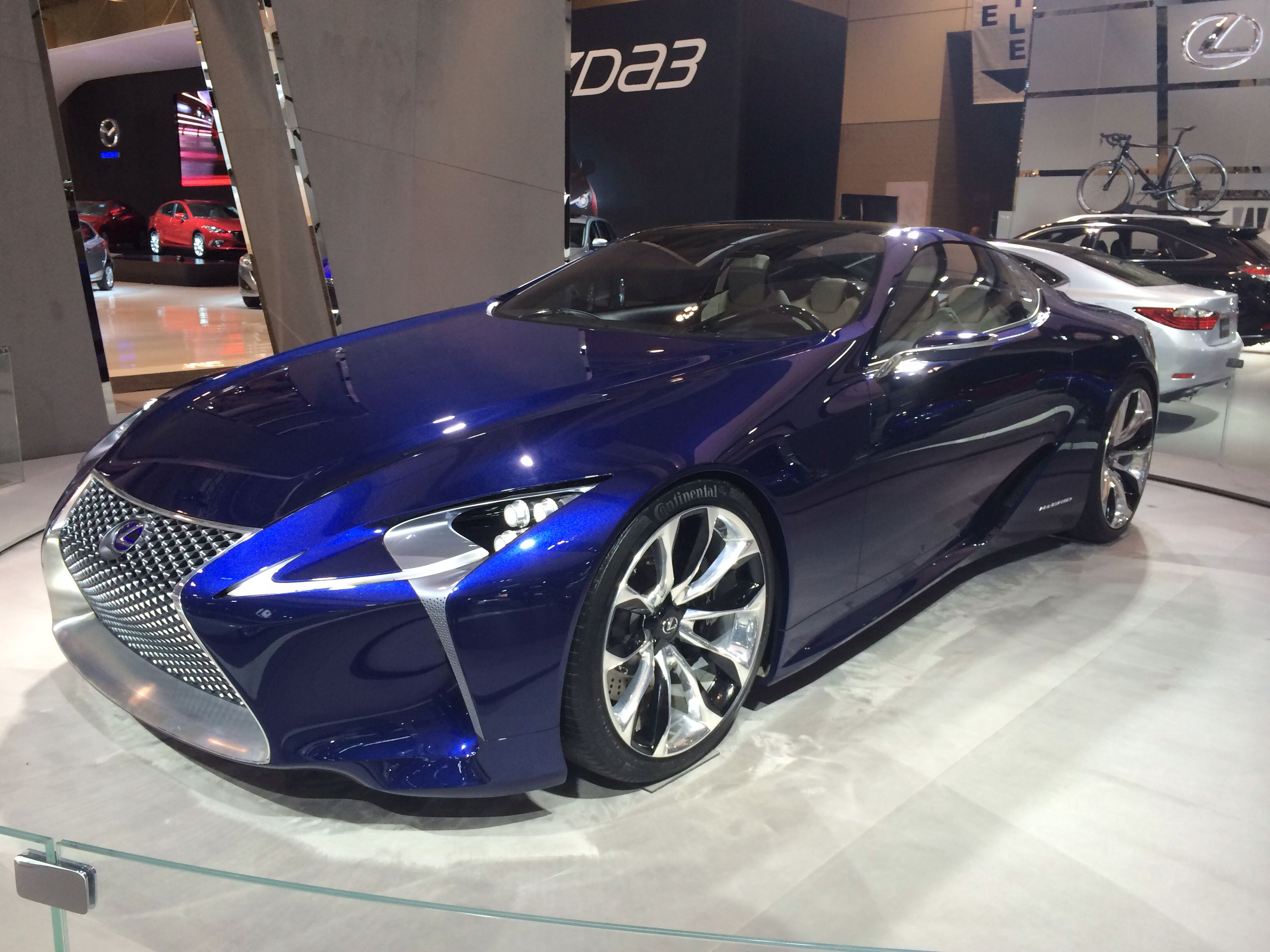 LF-LC at the 2014 Canadian International Auto Show, Toronto #lexus #lexussalespro #lexuslove #2014CIAS #toronto