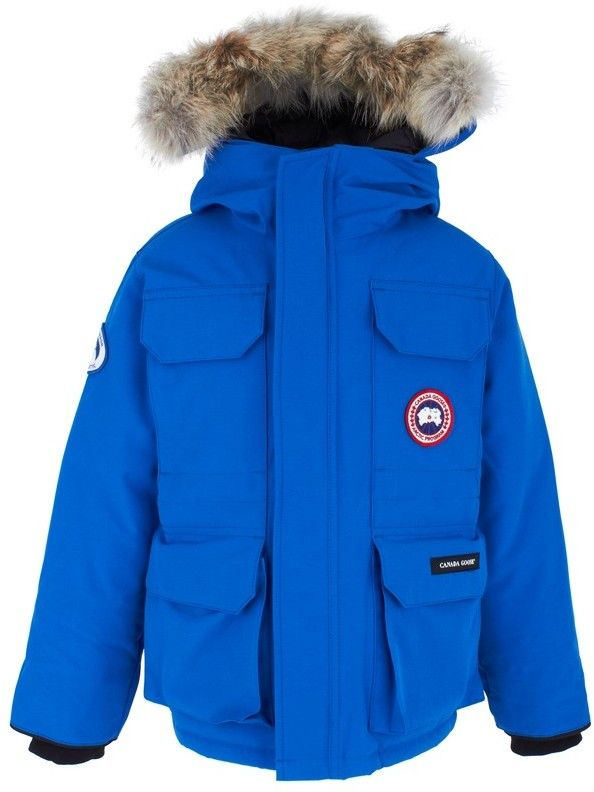 4d714bb35b8 Canada Goose Blue PBI Expedition Parka on shopstyle.co.uk | Kleidung ...