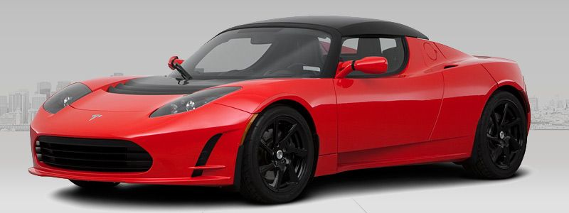 This is the Tesla Electric Roadster In my opinion the coolests