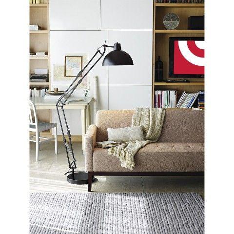 Threshold™ Jumbo Architect Floor Lamp (Includes CFL Bulb) | $99, Target - Threshold™ Jumbo Architect Floor Lamp (Includes CFL Bulb) $99