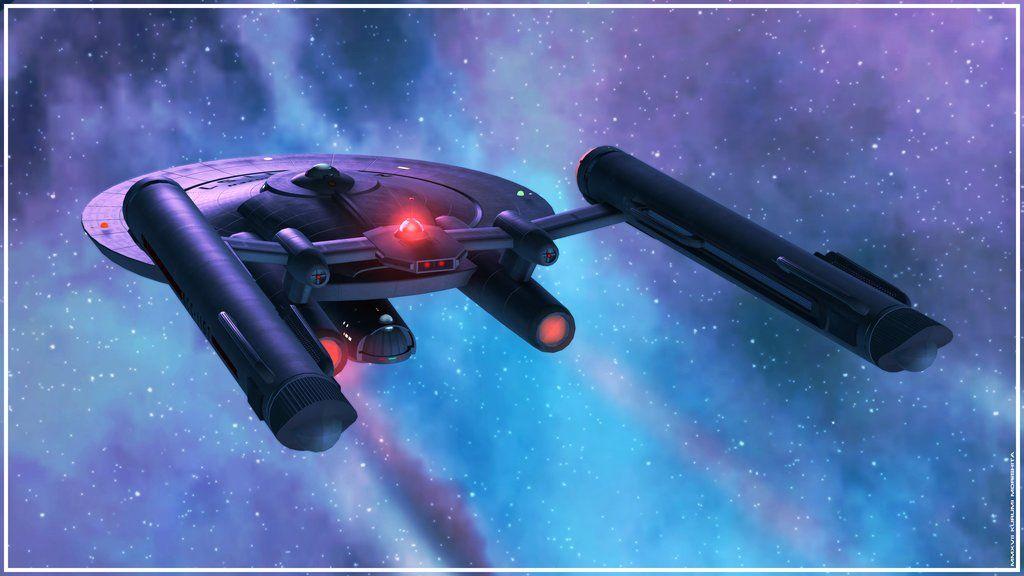 Reupload Because I Found The Original Tga With A Higher Resolution Again Minor Postwork Star Trek Pin Star Trek Rpg Star Trek Ships