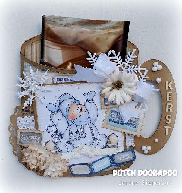 Dutch Doobadoo - Card Art Mug