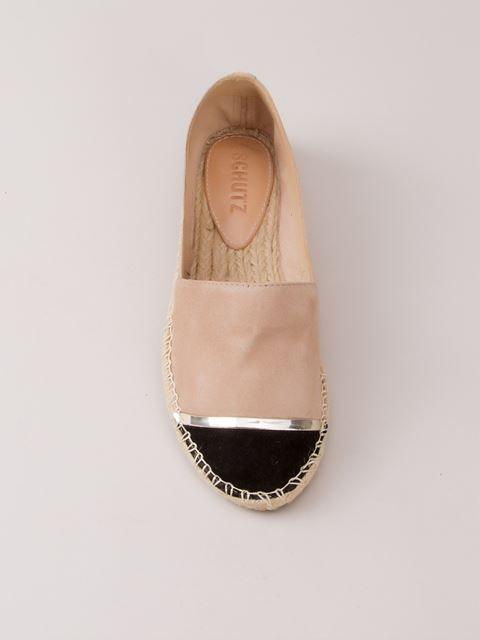6e54e9ddd Schutz Espadrille De Camurça - Schutz - Farfetch.com Sapatos Importados,  Marcas De Roupas