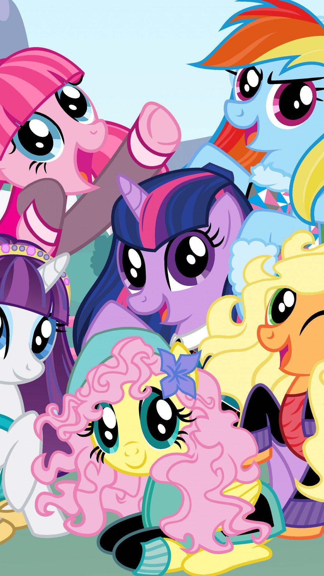 My Little Pony Phone Wallpaper My Little Pony Wallpaper My Little Pony Little Pony