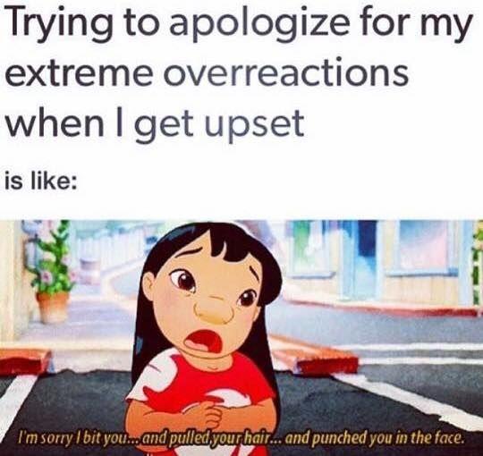 Extreme Overreactions