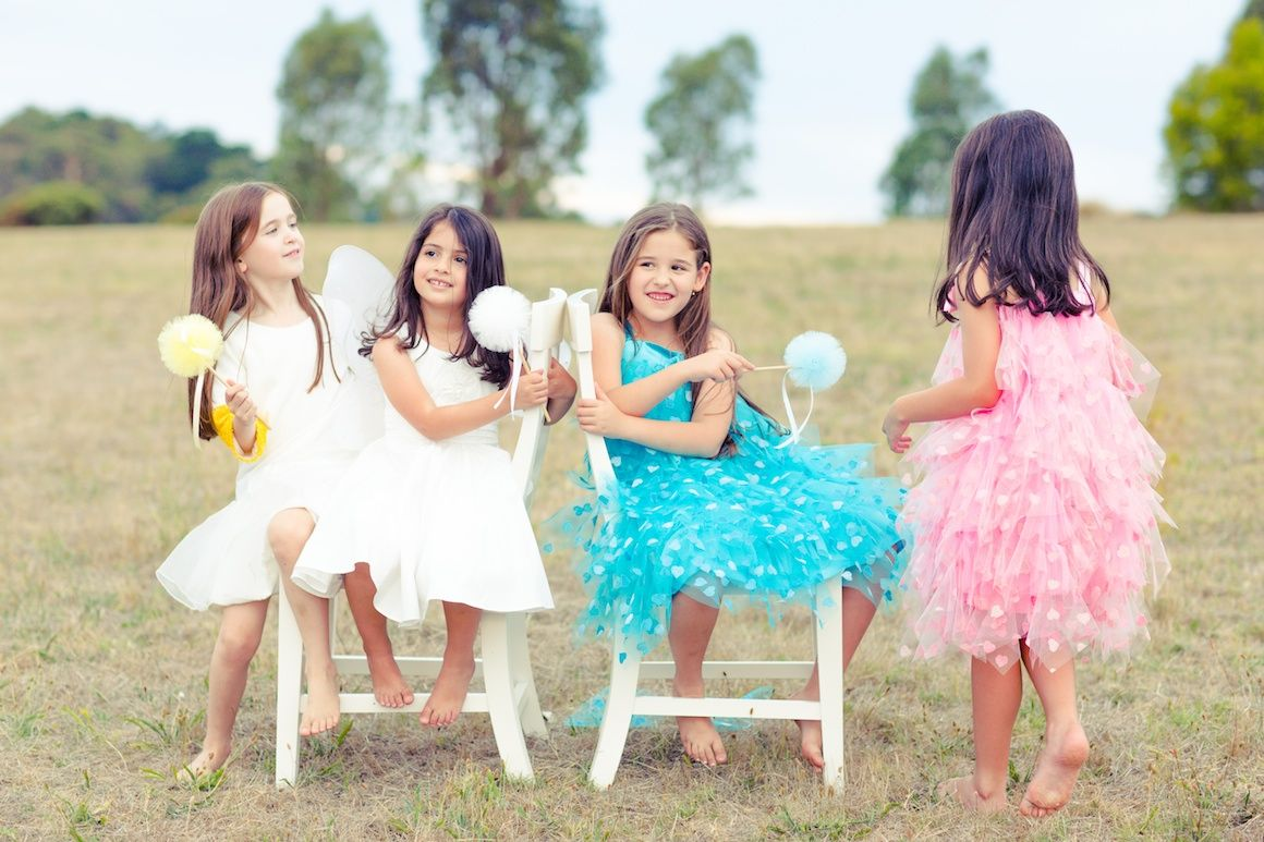 Party Dresses Photography