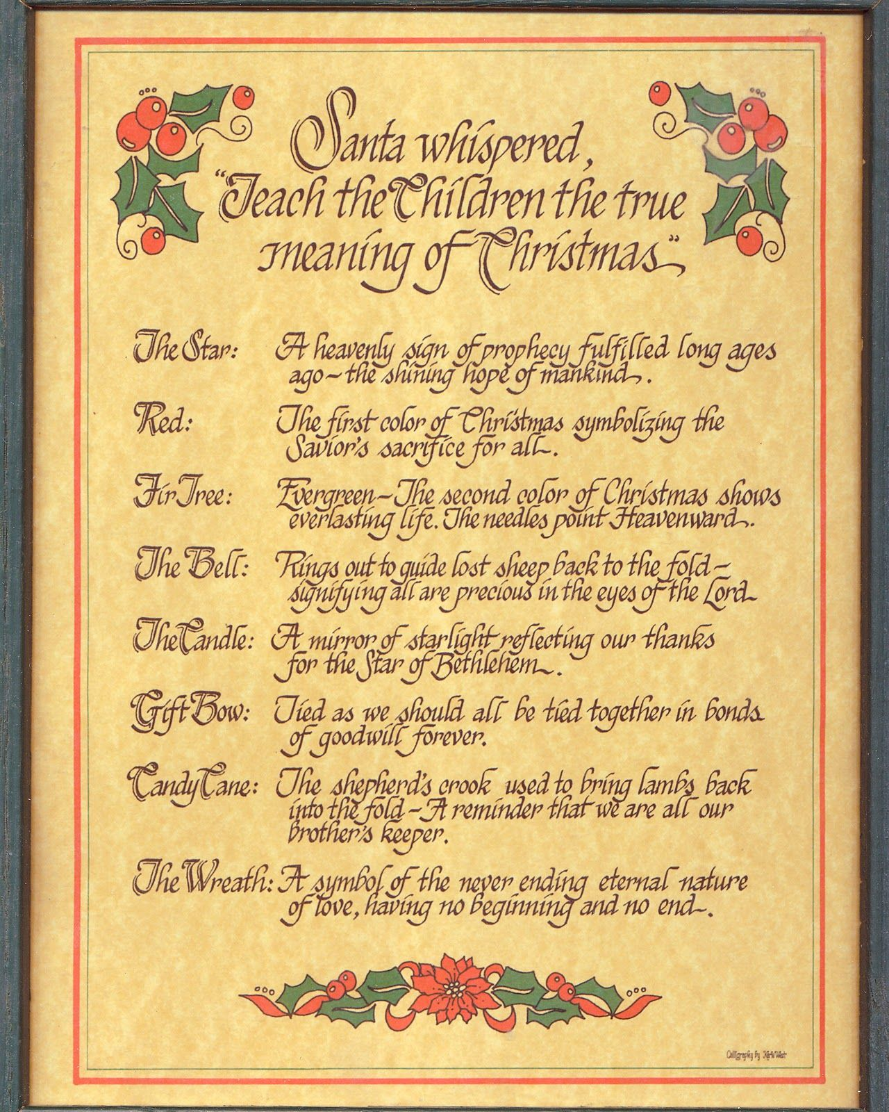 Legend Of The Christmas Tree Poem: Christmas.jpg 1,280×1,600 Pixels