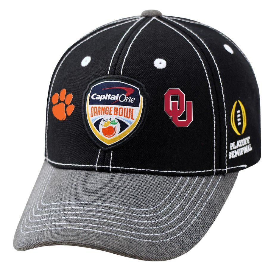 f3d31e74433 Clemson Tigers vs. Oklahoma Sooners Top of the World College Football  Playoff 2015 Orange Bowl