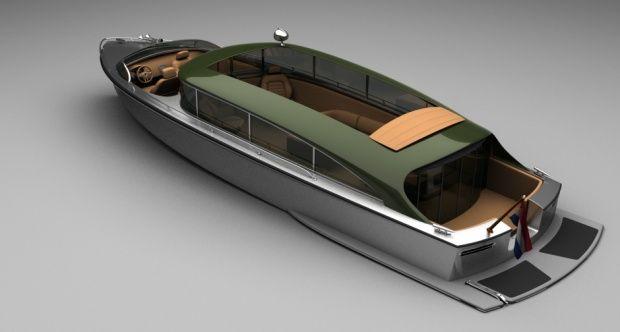 Klassische Yachten Kaufen : waterdream venetian taxi boat limo tender klassische yachten yachten boote ~ Yuntae.com Dekorationen Ideen