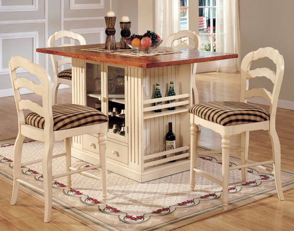 Small Kitchen Island With Seating Island Counter Height Dining Set Labanner The L Kitchen Table With Storage Kitchen Island Table Kitchen Island With Seating