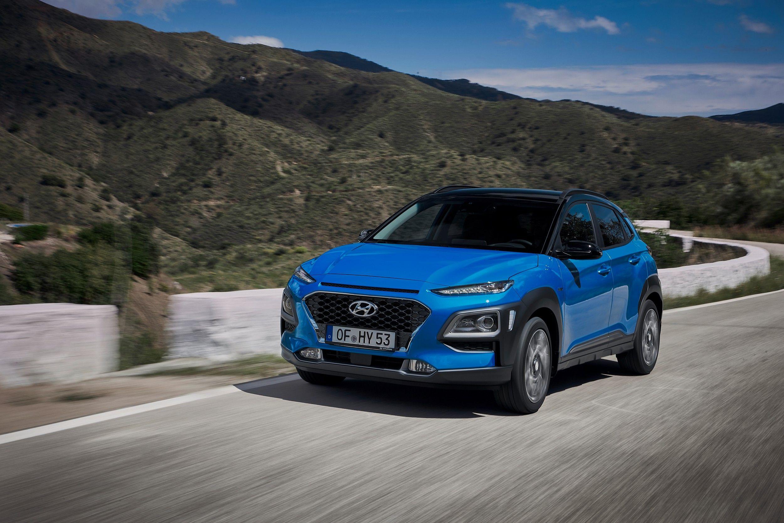 Nuova Hyundai Kona Hybrid Tutte Le Caratteristiche E Prezzo Promo