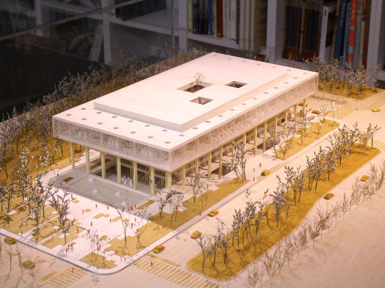 Tainan Public Library Taiwan