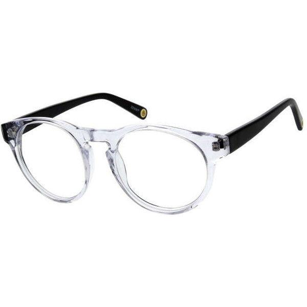 Translucent Women\'s Round Eyeglasses #1013 | Zenni Optical ...