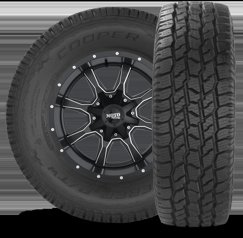 Cooper Discoverer A/TW LT225/75R16 Tires