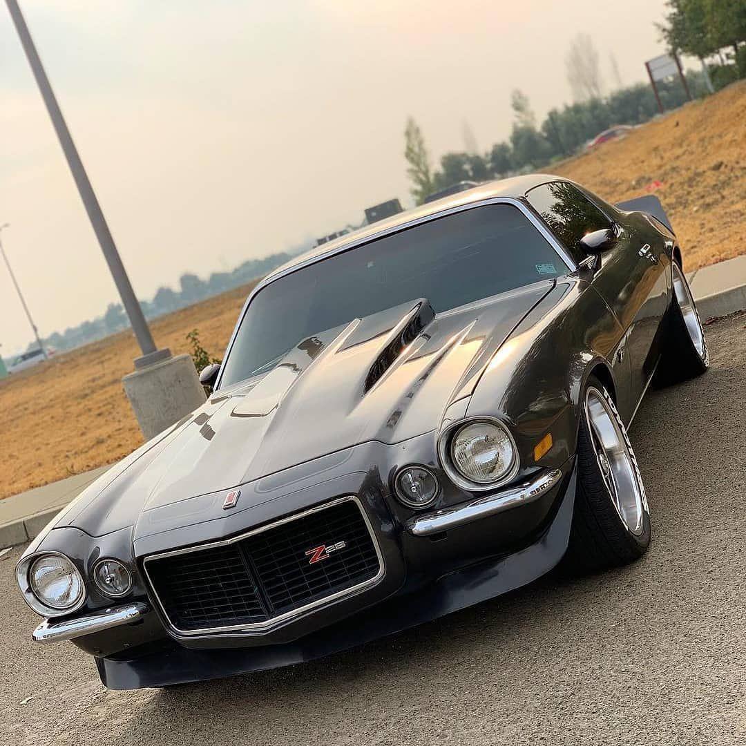 "ExcessiveZone on Instagram: ""'72 Camaro Z/28 Owner @charleighz28  Via @classics_culture"""