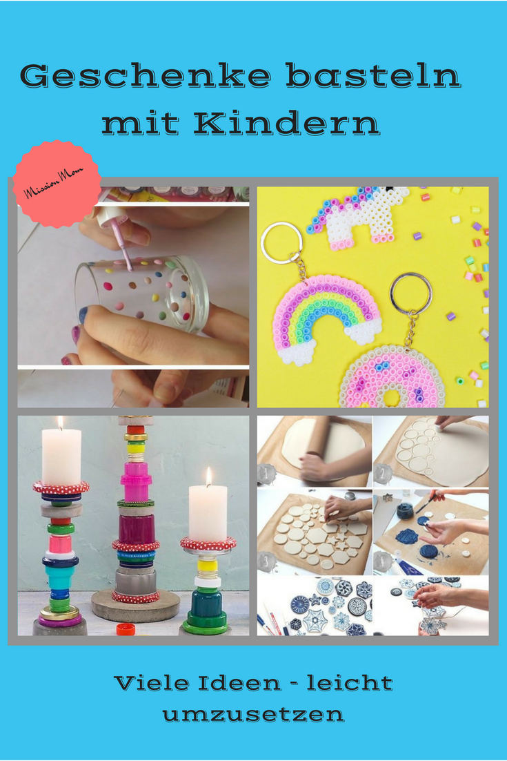 Geschenk Zum Muttertag Klassenkunst