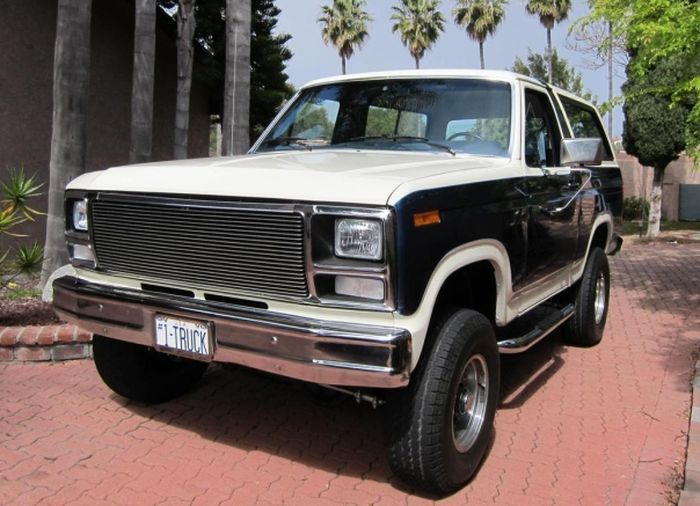Hemmings Find Of The Day 1970 Ford Bronco 1970s