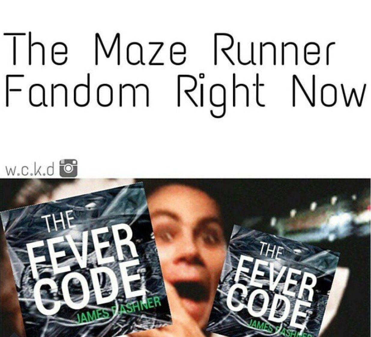 Its true maze runner maze runner series maze runner