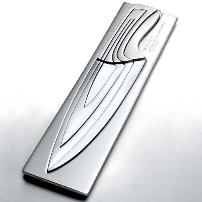 cool kitchen knives ikea faucets deglon design pinterest