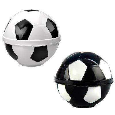 Lembrancinha Porta Mix Bola De Futebol Branco E Preto Bola De