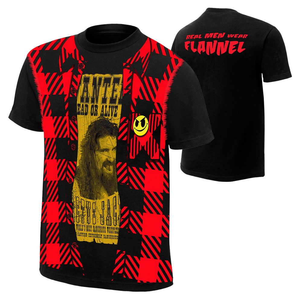 Black t shirt goes with - Authentic Wwe Wear Classic Fit 100 Cotton Screen Printed In The Usa Mick Foleybirth Certificateblack T Shirtmen